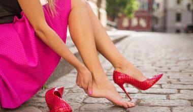 Удобная обувь для сохранения красоты ног