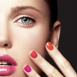Модный макияж 2012 года