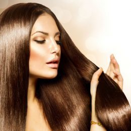 Успех красивых волос