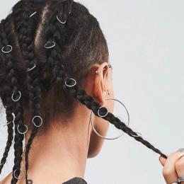 Кольца для волос