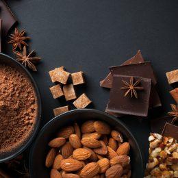 Шоколад полезен не только на кухне, но и в косметике