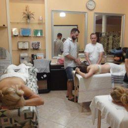 Курсы массажа в рамках специализированных обучающих центрах эстетической и восстановительной медицины?