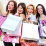 Шоппинг – излюбленное занятие каждой модницы