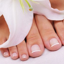 Грибок ногтей — проводим лечение