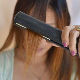 Инструменты для выпрямления волос