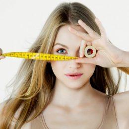 Защита волос во время диеты