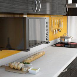Нужна ли на кухне микроволновая печь?