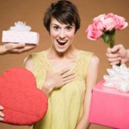 Как научить мужа дарить цветы