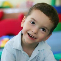 Ребенок с диагнозом ДЦП