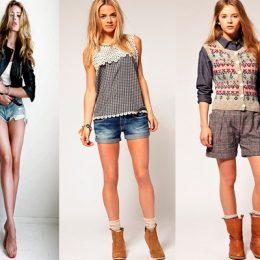 Модные женские шорты – тренд  летнего сезона