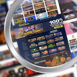 Из чего состоит онлайн-казино?