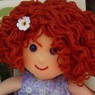 Волосы для кукол — ухаживаем правильно